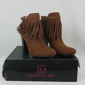 Material Girl Mpersia Ankle Boots